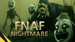 SFM FIVE NIGHTS AT FREDDY'S NIGHTMARE PUPPET FNAF Animation
