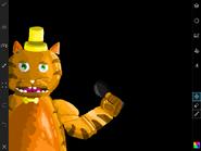 Frisky Frycat