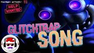 """FNAF VR Help Wanted GLITCHTRAP SONG """"Glitchtrap"""" Rockit Gaming"""