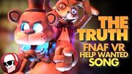 """FNAF VR Help Wanted Song """"The Truth"""" (feat"""