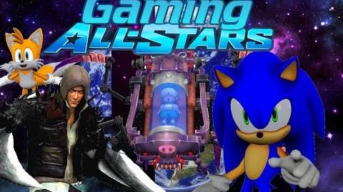 Gaming All-Stars S1E2 - City Escape