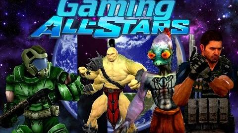 Gaming All-Stars S1E5 - Infiltrate