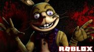I FOUND SPRING BONNIES SECRET KILL ROOM Roblox Five Nights At Freddy's VR Help Wanted