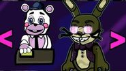 Scribblenauts FNaF VR Help Wanted GLITCHTRAP & HELPY