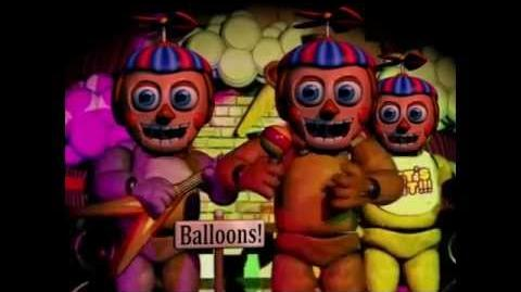 Five nights at Balloon Boy's Trailer