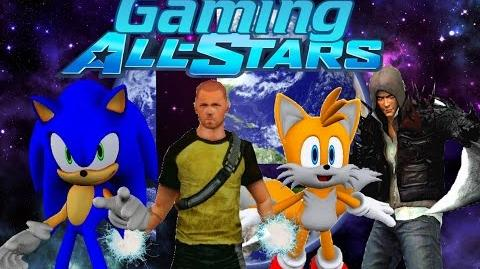 Gaming All-Stars S1E7 Finale - City In Chaos