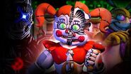 """(SFM) FNAF SONG """"Circus of the Dead - Acoustic"""" Official Animation"""