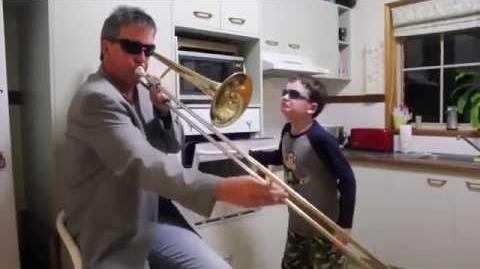 When Mom isn't home (Remix 5 minutes)
