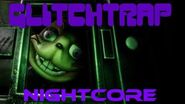 """FNAF Help Wanted Song """"Glitchtrap"""" By Rockit Gaming (NIGHTCORE)"""