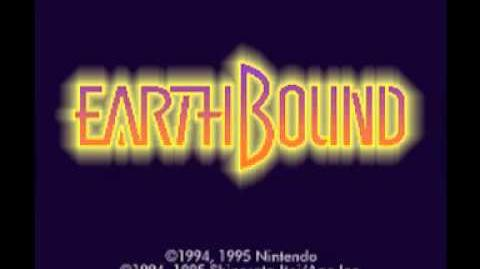 EarthBound (SNES) Music - Joined the Party Main Character