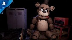 Five Nights at Freddy's VR Help Wanted Launch Trailer PS VR