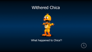 Withered chica load