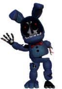 Adventure withered bonnie full body by joltgametravel-d9a6i5e