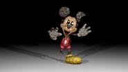 Adventure unwanted mickey