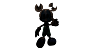 Burnt PN mickey
