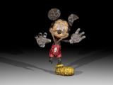 Unwanted Mickey