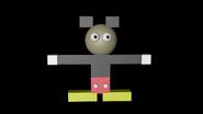 8 bits mickey