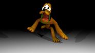 Pluto normal
