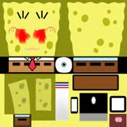 Spongebob Texture