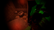 Withered PNM in Bathroom