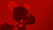 My version of withered PN mickey