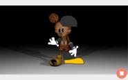 Default rotten mouse