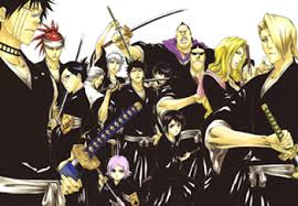 Humans/Soul Reapers
