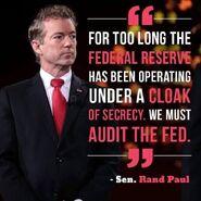 Audit-fed