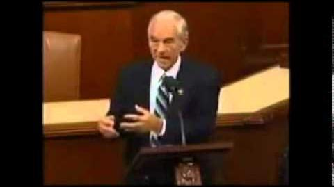 Marijuana Debate - Ron Paul vs Barack Obama