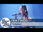 FKA twigs- Cellophane