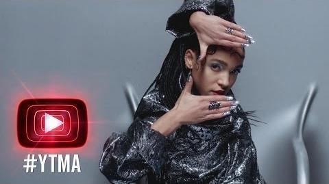 FKA twigs - Glass & Patron (Official Music Video YTMAs)