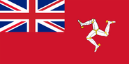 Civil Ensign of the Isle of Man