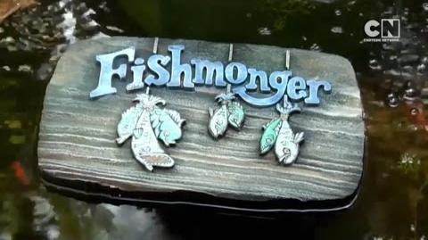 Fishmonger (Short) - The Marvelous Misadventures of Flapjack