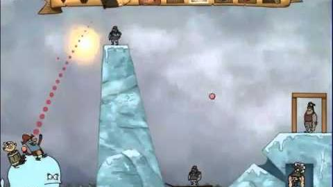 """""""FlapJack Journey to Plague Island"""" gameplay - by HeavyBoat"""