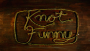 Knot Funny card