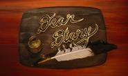 Dear diary card