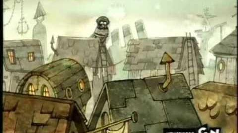 Flapjack -- Adventure is a sad thing (When you're all alone)