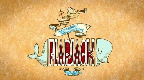 The Marvelous Misadventures of Flapjack - Intro 720p & 16 9