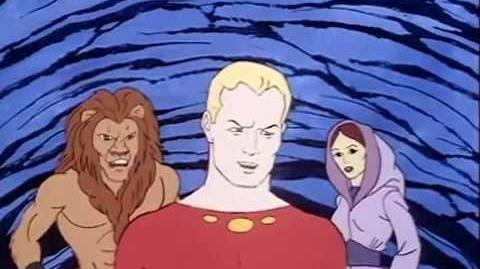 The New Adventures of Flash Gordon - 1x09 - Monster of the Glacier