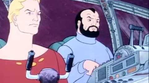 The New Adventures of Flash Gordon - 1x06 - Into The Water World