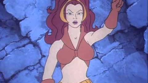 The New Adventures of Flash Gordon - 2x04a - Witch Woman