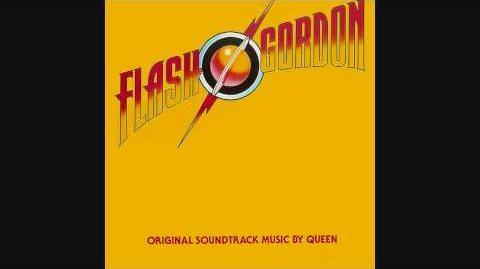 Flash Gordon OST - Flash To The Rescue