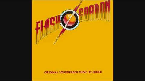 Flash Gordon OST - In The Space Capsule (The Love Theme)