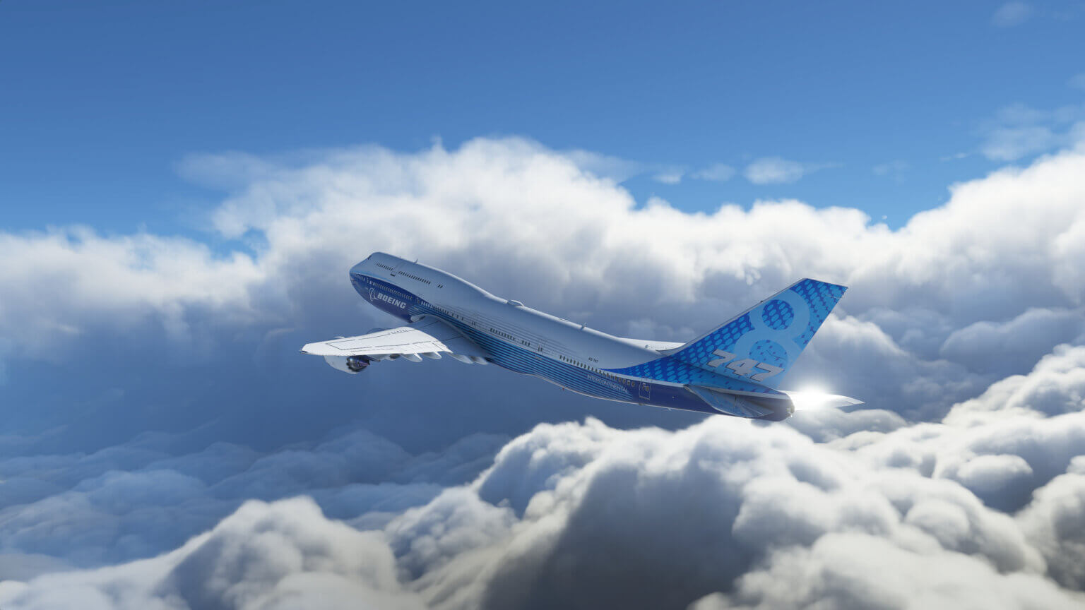 Boeing 747 8 The Flight Simulator Wiki Fandom