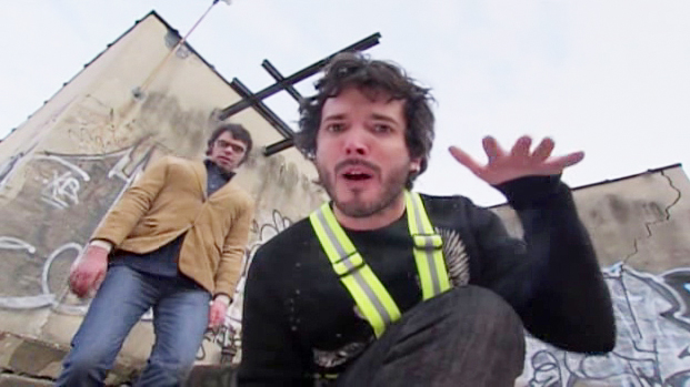 Flight Of The Conchords they call me the hiphopopotamus Adultes /& Enfants Sweat