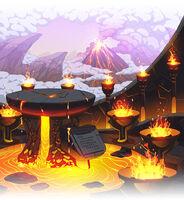 Fire Exalt Pillar