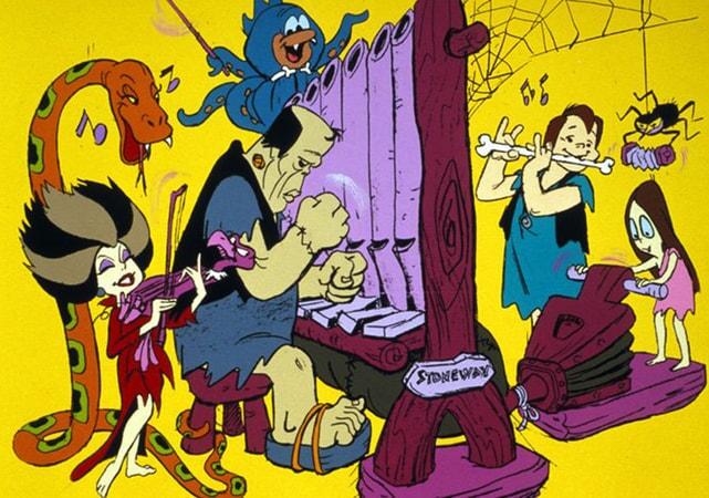 The Frankenstone Family