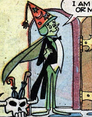 Gazoo as Majo the Magician - Great Gazoo issue 12