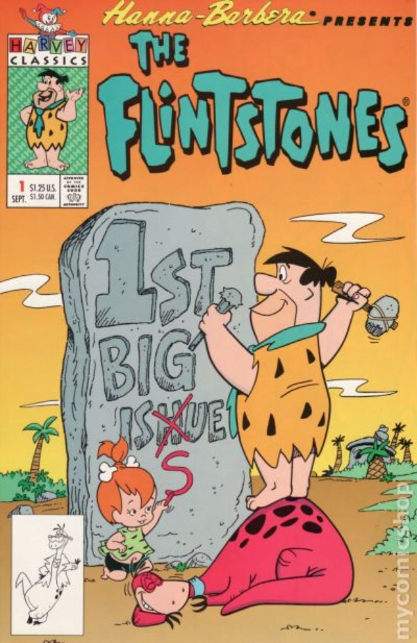 The Flintstones (Harvey Comics)