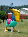 Pelicansaurus from Bedrock City South Dakota